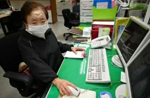 90-летняя офис-менеджер попала в Книгу рекордов