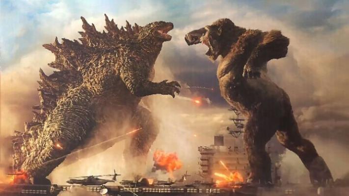 """""""Godzilla Konga garşy"""" filmi pandemiýa döwründe prokat boýunça rekord goýdy"""