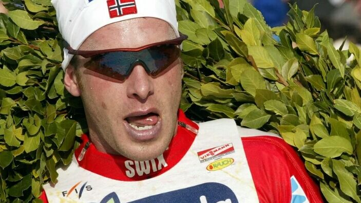 Norwegiýaly lyžaçy Dünýä rekordyny täzeledi