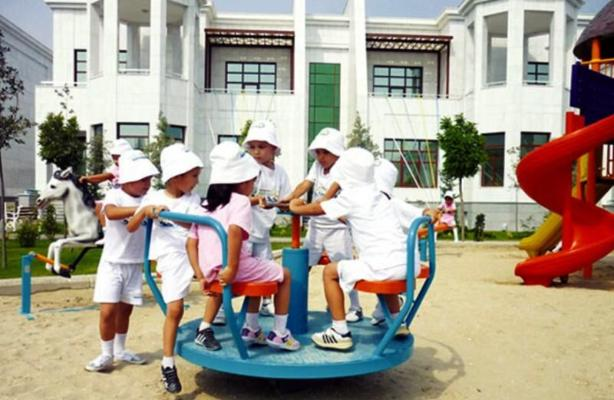 В новом административном центре Ахалского велаята построят детский оздоровительный центр