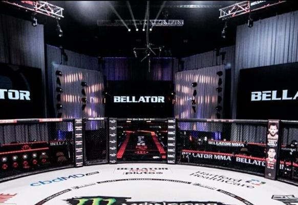 Ягшимурадов проиграл Андерсону техническим нокаутом в Bellator 257