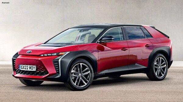 Toyota придумала названия для своих новых электромобилей