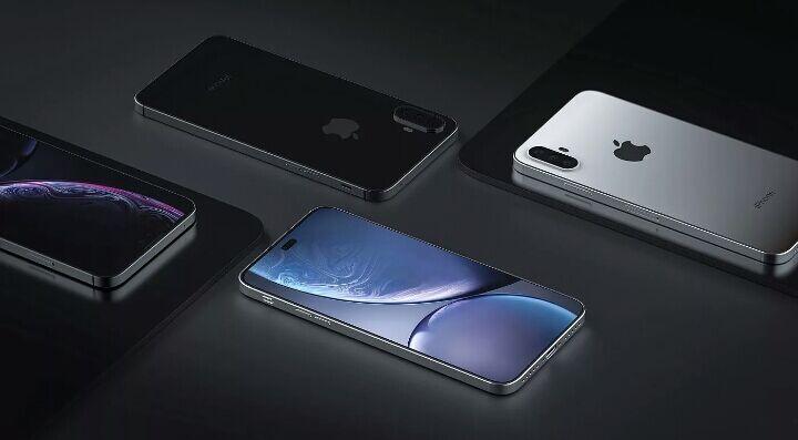 Apple намерена создать первый iPhone без кнопок