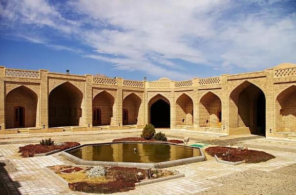 """""""Город Караван-сараев"""" в Иране может быть внесен в список Всемирного наследия ЮНЕСКО"""