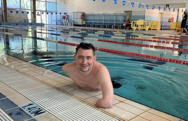 Белорусский паралимпиец установил новый мировой рекорд