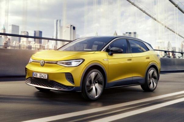 Volkswagen ID.4 «Ýylyň bütindünýä awtomobili» bäsleşiginiň ýeňijisi boldy