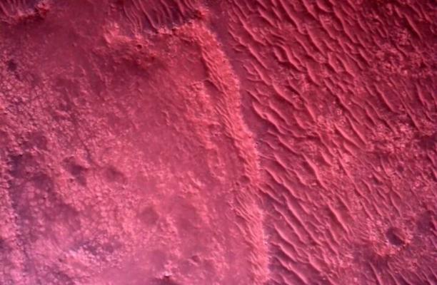 Marsdan ilkinji gezek kislorod tapyldy