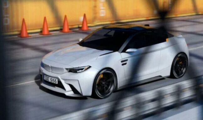 К своей 50-й годовщине BMW M выпустит электрокар iM2 мощностью на 1341 л.с.