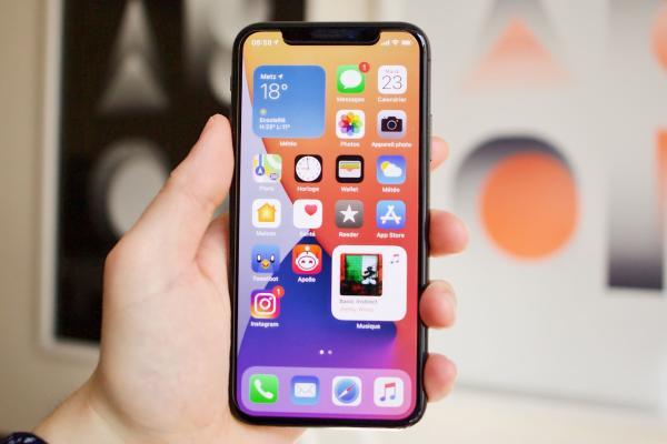 Компания Apple выпустила обновление iOS 14.5