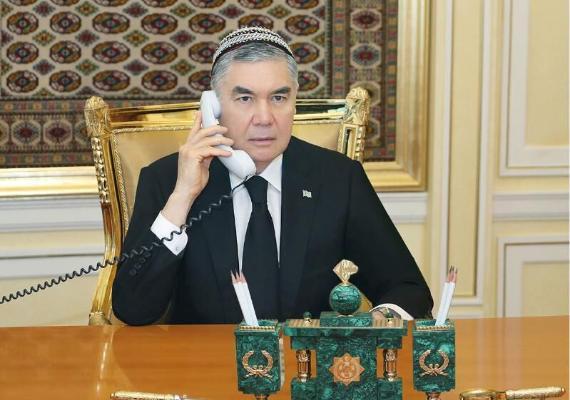 Лидеры Туркменистана и Афганистана обсудили перспективные направления взаимодействия