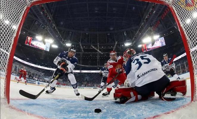 Чемпионат мира по хоккею в Риге пройдет при пустых трибунах