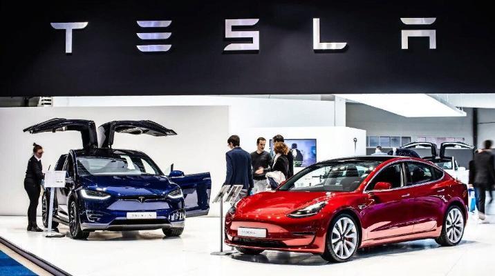 Tesla-nyň çärýek girdejisi rekord derejede 10,39 mlrd dollara ýetdi