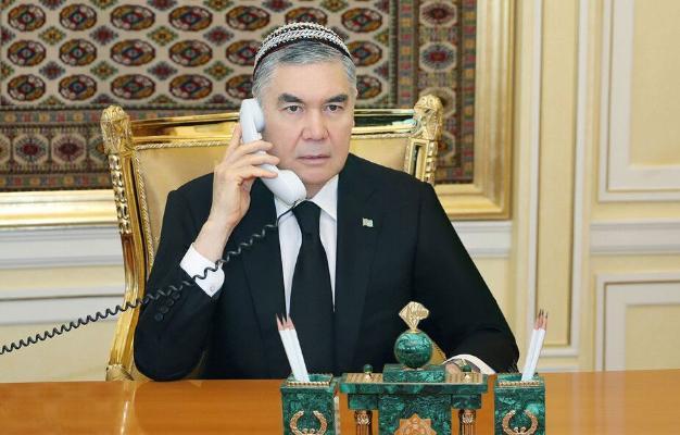 Обсуждены перспективы сотрудничества между Туркменистаном и Королевством Бахрейн