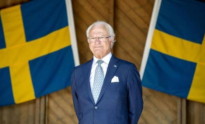 Туркменский лидер поздравил короля Швеции с 75-летием