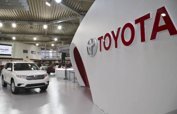 Toyota awtomobil satuwy boýunça dünýä rekordyny täzeledi