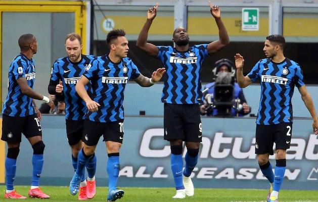 «Inter» 2010-njy ýyldan bäri ilkinji gezek Italiýanyň çempiony boldy