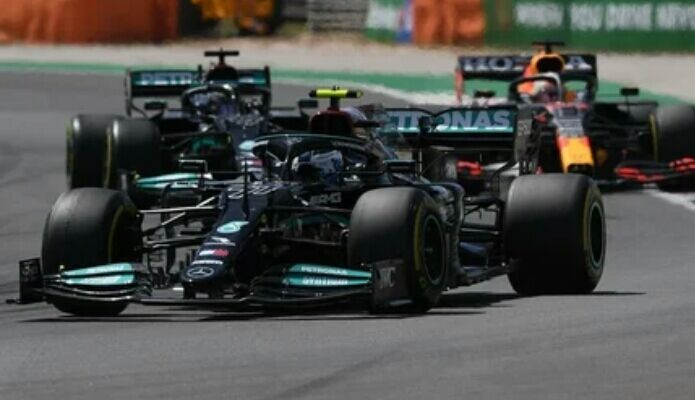 Хэмилтон победил на Гран-при Португалии