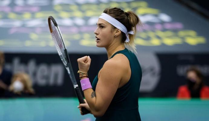 Arina Sobolenko - Madriddäki WTA 1000 ýaryşynyň ýeňijisi