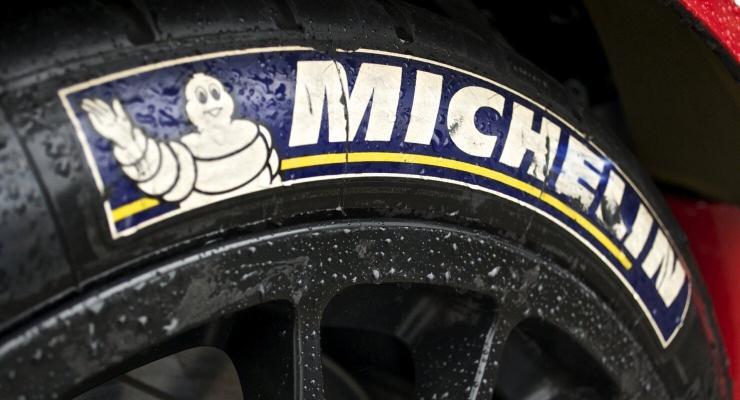 Michelin plastik çüýşelerden awtoulag tekerlerini öndürip başlar