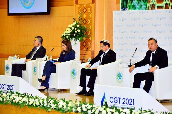 Türkmenistanda halkara nebitgaz maýa goýum forumy geçirildi