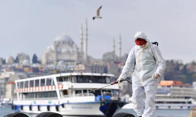 После 17 мая Турция начнет поэтапный выход из локдауна
