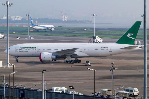 Туркменистан организовал для своих граждан спецрейс из ОАЭ