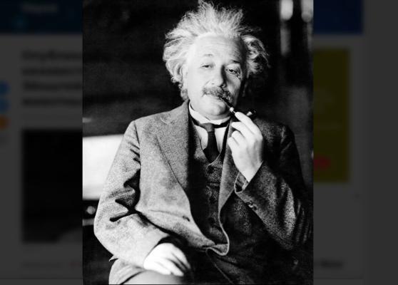 Спустя более 70 лет обнаружено письмо Эйнштейна о птицах и физике