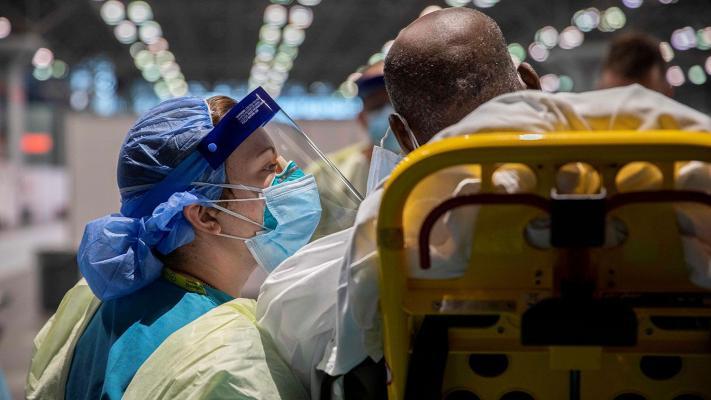 В Голливуде снимут фильм об истоках пандемии коронавируса
