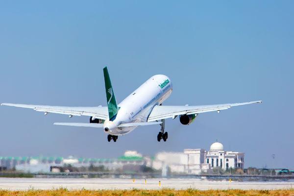 «Türkmenhowaýollary» организует дополнительные авиарейсы в «Авазу»