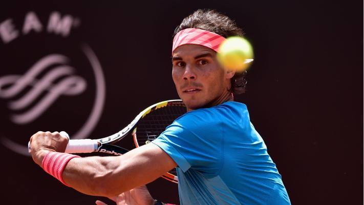 "Rafael Nadal Rimdäki ""Mastersiň"" finalyna çykdy"
