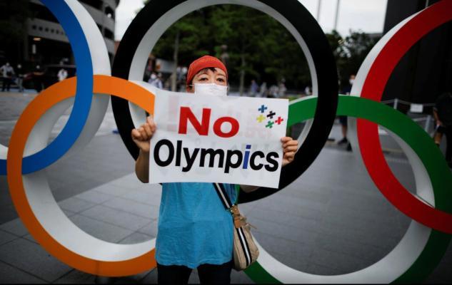 Ýaponlaryň 60%-i Tokiodaky Olimpiýa oýunlarynyň geçirilmegine garşy çykýar