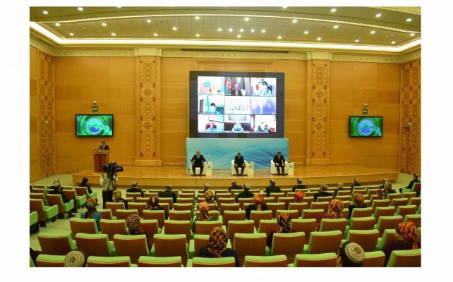 Состоялось заседание мэров дружественных городов и городов-побратимов Ашхабада