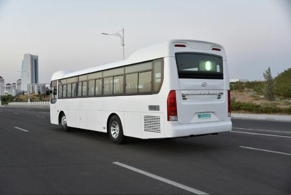 25-nji maýda Aşgabatda şäheriçi awtobuslary mugt hyzmat eder