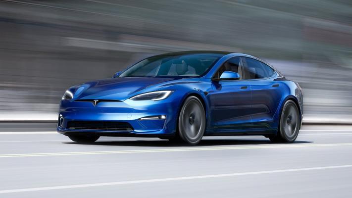 Tesla dünýäde iň çalt awtomobili tapgyrlaýyn öndürip başlar