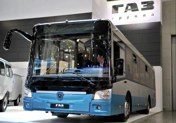 «GAZ» demir ýol arkaly Türkmenistana 14 sany awtoulag getirer