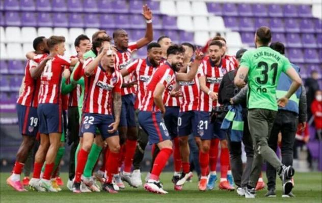 "Madridiň ""Atletikosy"" 11-nji gezek La Liganyň çempiony boldy"