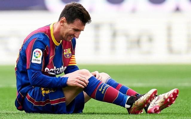 Месси стал лучшим бомбардиром чемпионата Испании