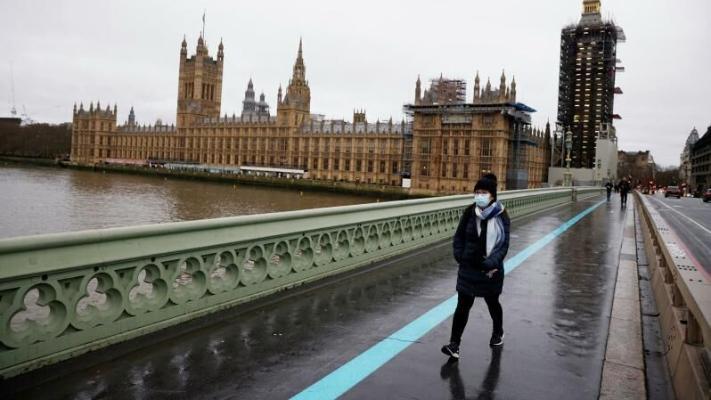 Количество визитов иностранцев в Великобританию в 2020 году снизилось на 73%