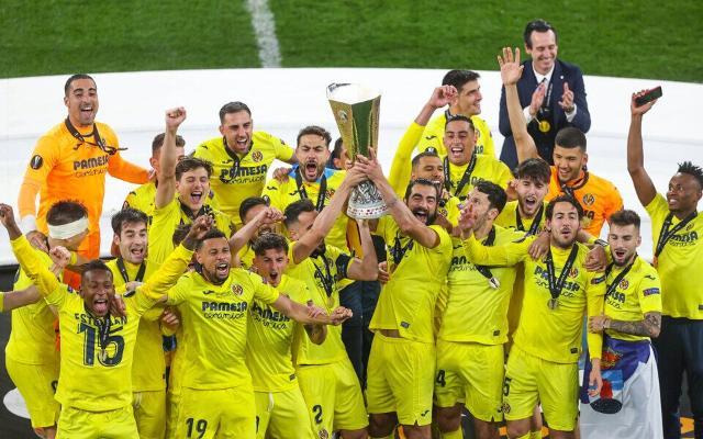 «Вильярреал» Эмери выиграл Лигу Европы, победив «Манчестер Юнайтед»