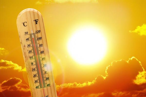 BMG-niň meteorologlary rekord derejede yssy ýyly çakladylar