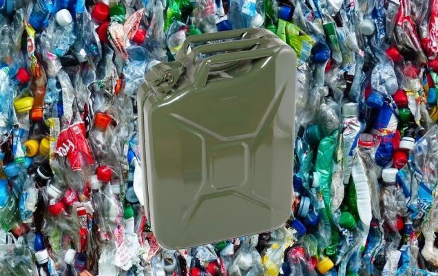 Ученые придумали способ превращать использованный пластик в топливо