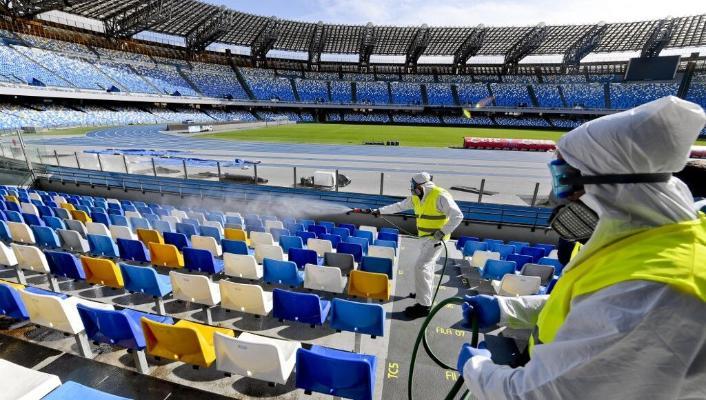 Futbol klublary pandemiýa sebäpli rekord derejede ýitgä sezewar bolýarlar