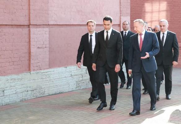 Согласовано сотрудничество между Туркменистаном и Петербургом в сфере дорожного строительства и промышленности