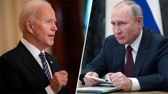 Putin bilen Baýdeniň duşuşygy üçin žurnalistlere akkreditasiýa berlip başlady