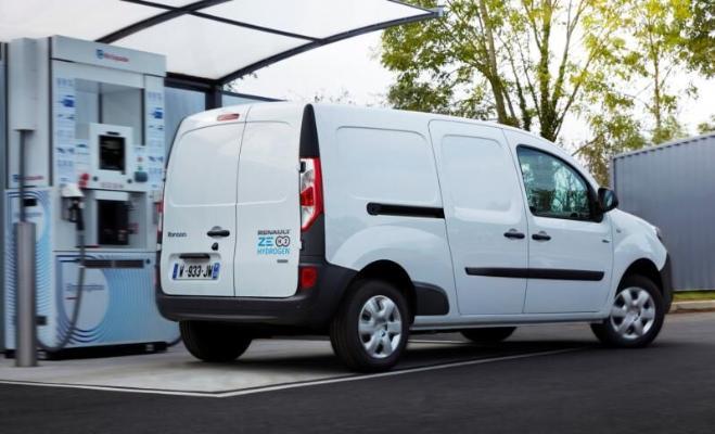 Renault и Plug Power создали совместное предприятие для производства водородных автомобилей