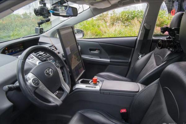Жители Калифорнии смогут ездить на беспилотниках без водителя