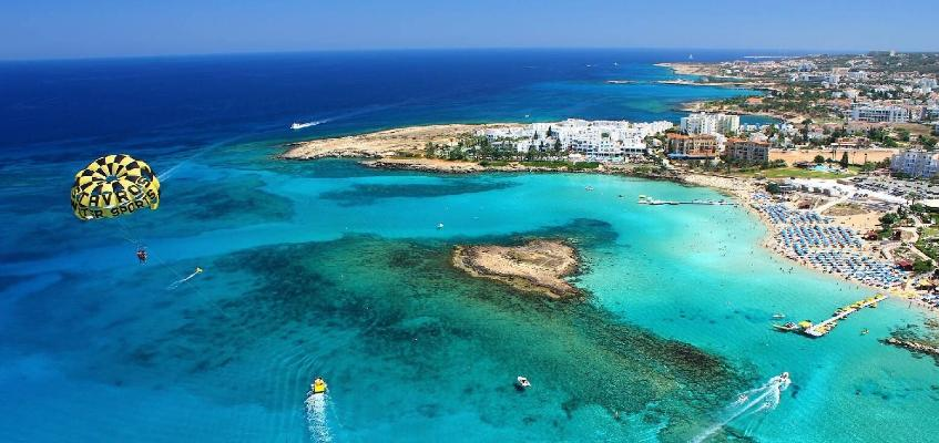 Кипр назвали страной с самым чистым морем в Европе