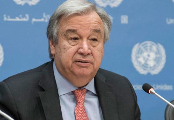 Гутерриш второй раз назначен генеральным секретарем ООН