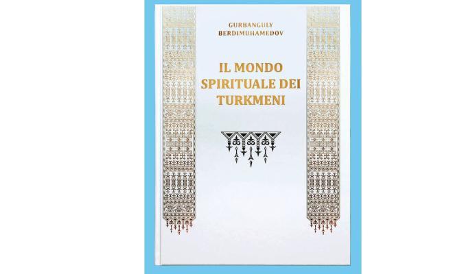 Книга «Духовный мир туркмен» издана на итальянском языке