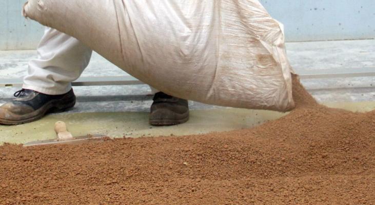 Ученые разрабатывают технологии по использованию песка в строительных целях